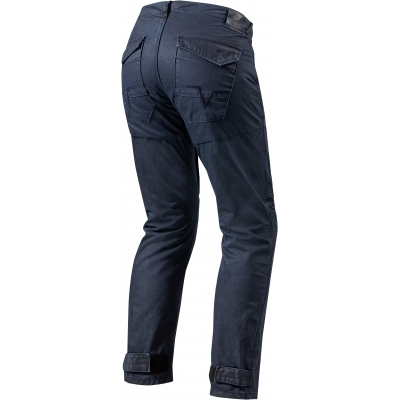REVIT nohavice jean RECON dark blue
