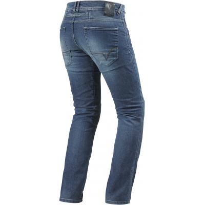 REVIT kalhoty CORONA TF Short jeans blue