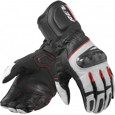 REVIT rukavice RSR 3 black/red