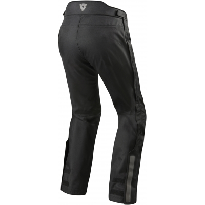 REVIT nohavice VARENNE Short black
