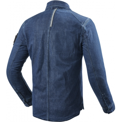 REVIT košeľa HUDSON light blue used