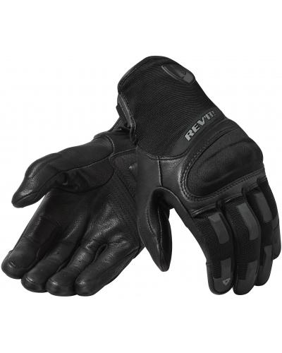 REVIT rukavice STRIKER 3 black/black