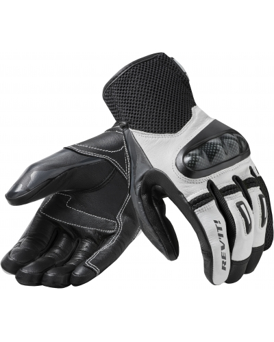 REVIT rukavice PRIME black/white