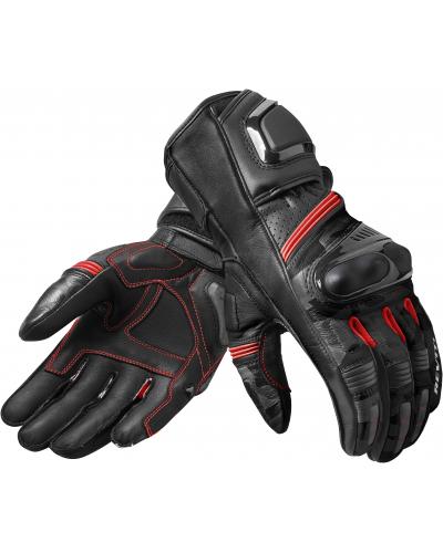 REVIT rukavice LEAGUE black / grey