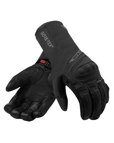 REVIT rukavice LIVENGOOD GTX black