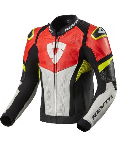 REVIT bunda HYPERSPEED AIR black/neon red