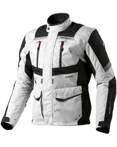 REVIT bunda NEPTUNE GTX silver/black