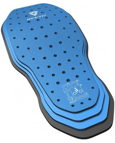 REVIT chránič páteře SEESOFT Type RV blue/black