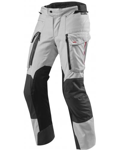 REVIT kalhoty SAND 3 Long silver/anthracite