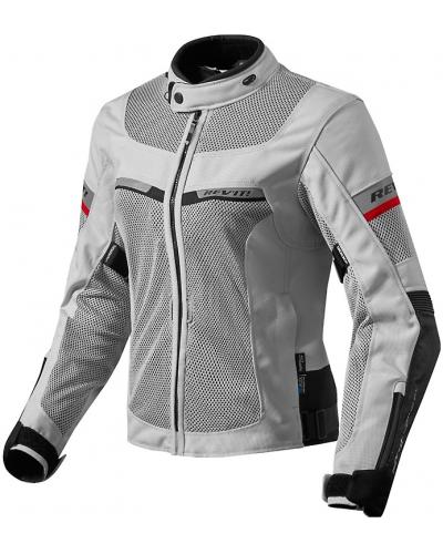 REVIT bunda TORNADO 2 dámská silver/black