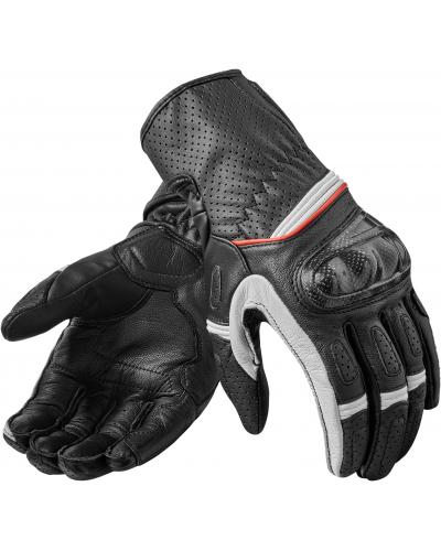 REVIT rukavice CHEVRON 2 black/white