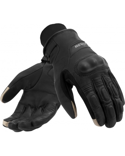 REVIT rukavice BOXXER H2O black