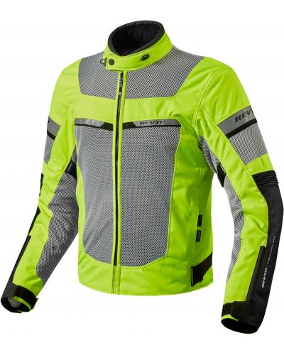 REVIT bunda TORNADO 2 HV neon yellow/silver