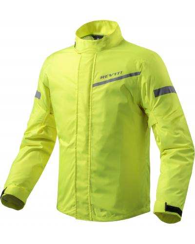 REVIT bunda nepromok CYCLONE 2 H2O neon yellow