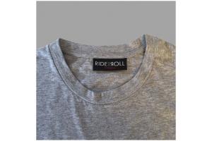 RIDE AND ROLL KREW tričko CALIFORNIA gray