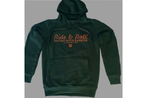 RIDE AND ROLL KREW mikina PASSION green
