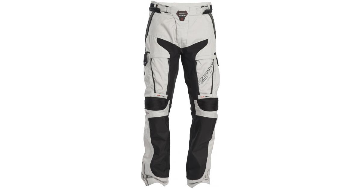 06e50673ebd RST kalhoty ADVENTURE II 1235 black silver