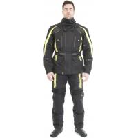 RST bunda PRO SERIES PARAGON V 1416 black/fluo yellow