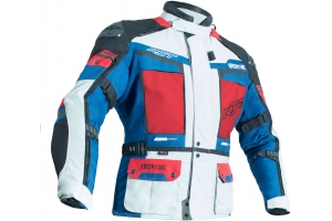 RST bunda ADVENTURE III CE 2850 ice/blue/red