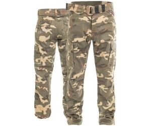 RST kalhoty jean ARAMID UNTILITY CARGO 2215 camo