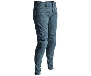 RST kalhoty jeans ARAMID STRAIGHT LEG CE 2089 dámské grey