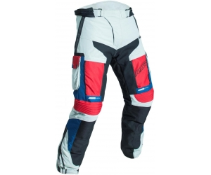 RST nohavice ADVENTURE III CE 2851 ice / blue / red
