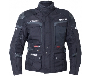 RST bunda ADVENTURE III CE 2850 black/black