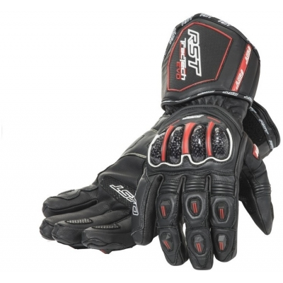 RST rukavice TRACTECH EVO CE 2583 WP black