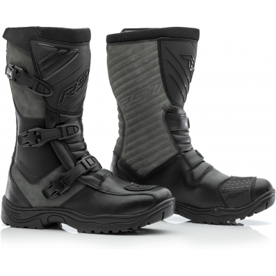 RST topánky RAID WP 2342 black/grey