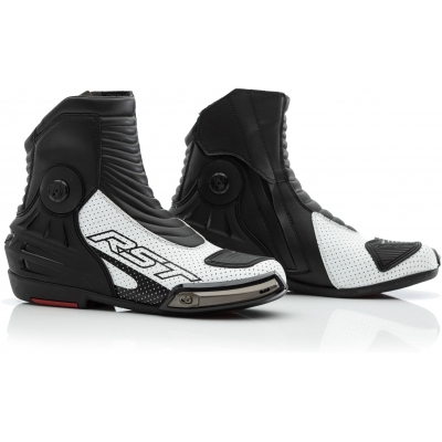 RST topánky TRACTECH EVO III Short 2341 black/white