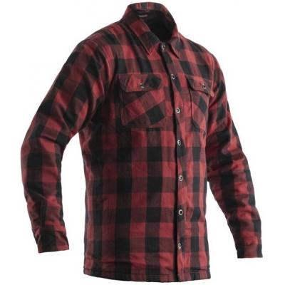 RST košile LUMBERJACK ARAMID 2115 red/black