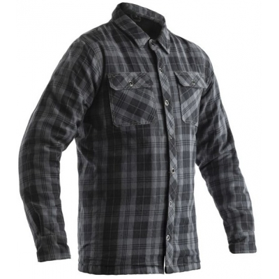 RST košile LUMBERJACK ARAMID 2115 grey/black
