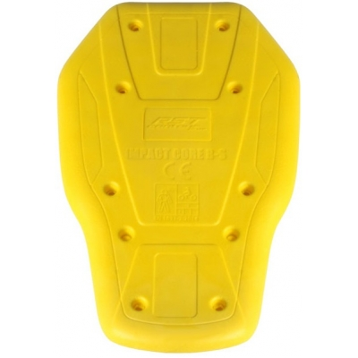 RST chránič chrbtice CONTOUR PLUS LADIES MEMORY 2026 dámsky yellow
