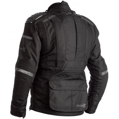 RST bunda ADVENTURE-X CE 2409 Black / Black