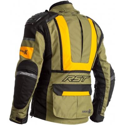 RST bunda ADVENTURE-X CE 2409 green / ochre