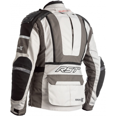 RST bunda ADVENTURE-X CE 2409 grey/silver
