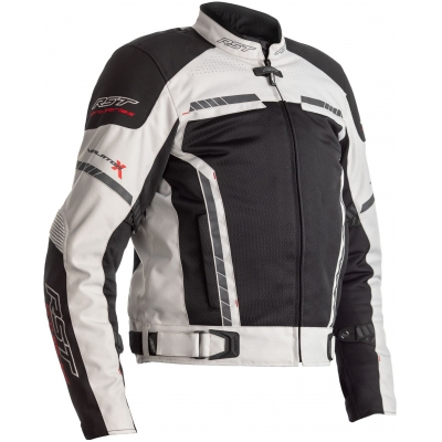 RST bunda VENTILATOR-X CE 2367 silver / black