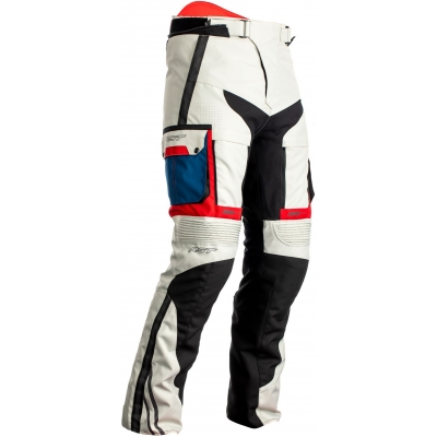 RST kalhoty ADVENTURE-X CE 2413 ice/blue/red/black