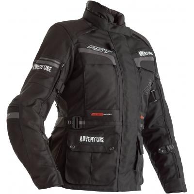 RST bunda ADVENTURE-X CE 2380 dámska Black / Black