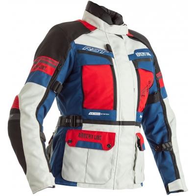 RST bunda ADVENTURE-X CE 2380 dámská ice/blue/red/black