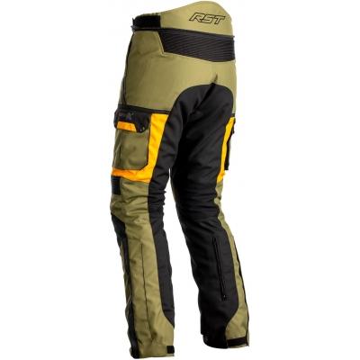 RST kalhoty ADVENTURE-X CE 2413 green/ochre