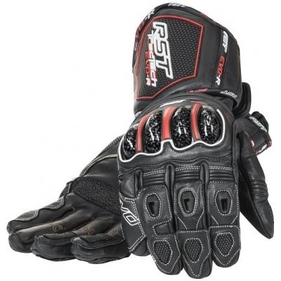RST rukavice TRACTECH EVO RACE 1317 black