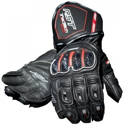 RST rukavice TRACTECH EVO CE 2579 black