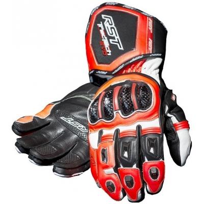 RST rukavice TRACTECH EVO CE 2579 flo red