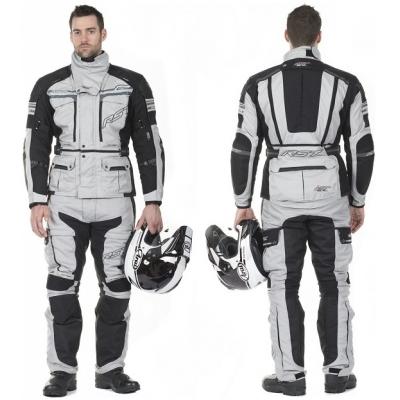 RST kalhoty ADVENTURE II 1235 black/silver