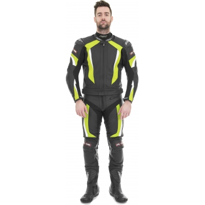 RST bunda R-16 1068 fluo yellow