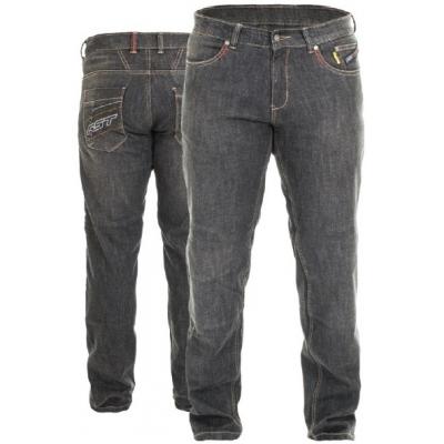 RST kalhoty jean ARAMID VINTAGE II 2200 black