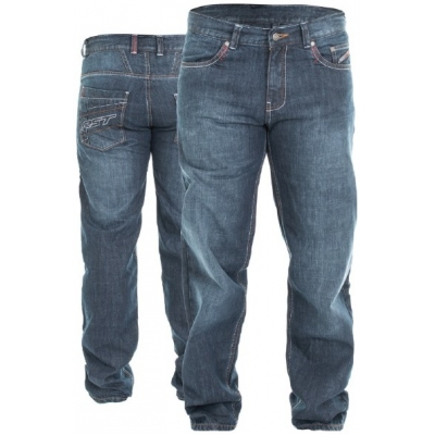 RST kalhoty jean ARAMID VINTAGE II 2201 Short dark blue