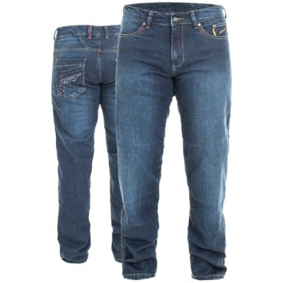 RST kalhoty jean ARAMID VINTAGE II 2201 Short light blue