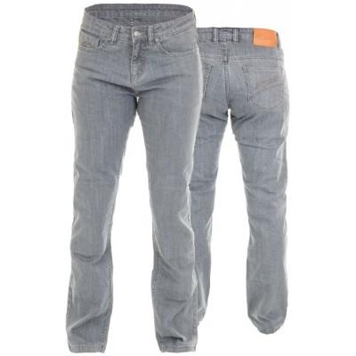 RST nohavice jean ARAMID STRAIGHT 2220 dámske grey